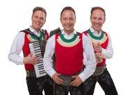 Bild zeigt Die jungen Zillertaler - Im Bild von links Michael, Markus und Daniel.